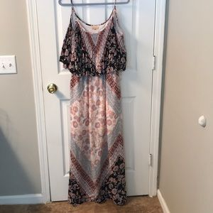 A casual dress good for many occasions